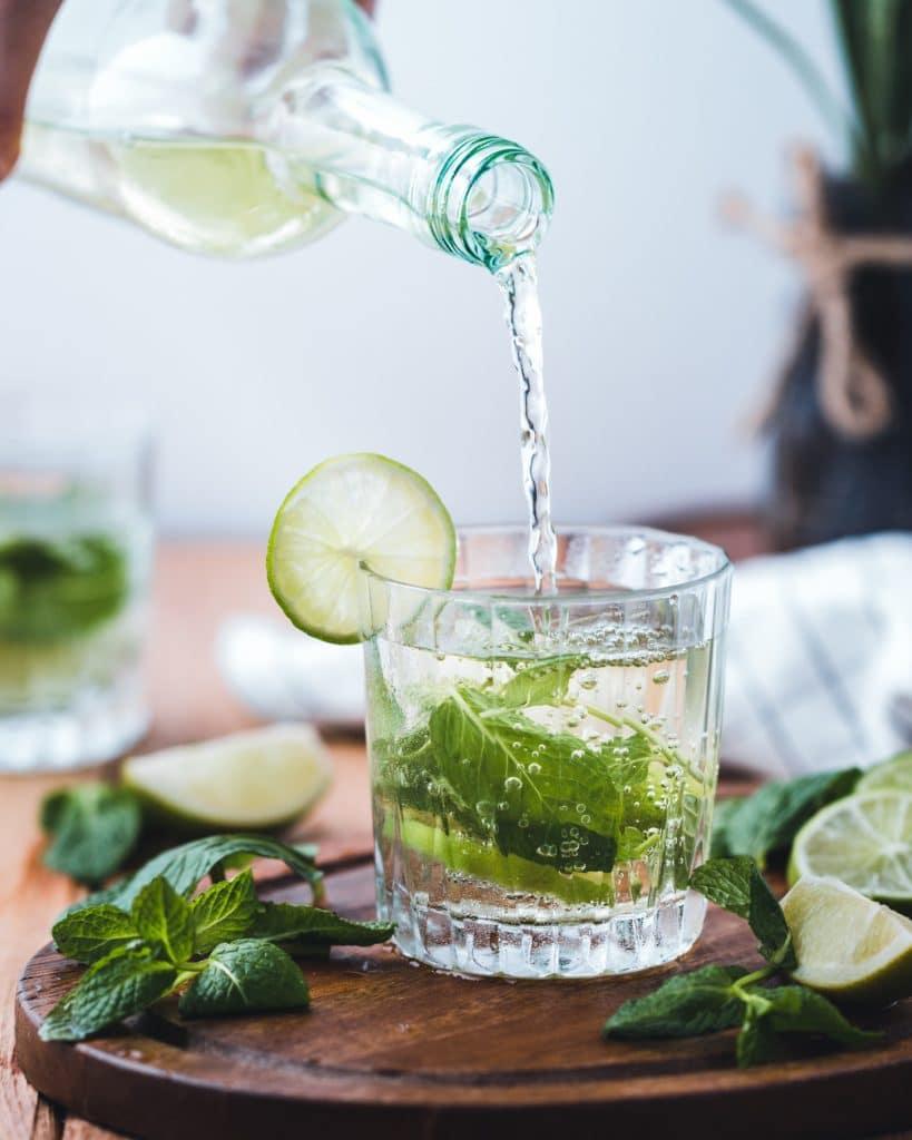 cocktail de sève de bouleau bio