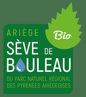 Logo Ariège sève de bouleau bio
